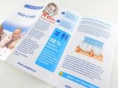 Curaprox - péče o zuby, tisk brožur a letáků