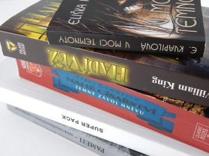 tisk a výroba knih, knihařské zpracování