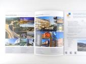 MOTA ENGIL - tisk brožur a letáků