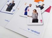 Randstad - tisk brožur a letáků