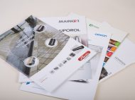 tisk a výroba brožur