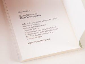 tisk a výroba knih
