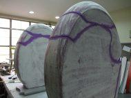 PRINT PRODUKCE PRAHA - SANDOZ - výroba reklamní makety léčebného přípravku