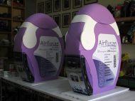 SANDOZ - výroba reklamní makety léčebného přípravku