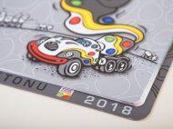 tisk a výroba personalizovaných kalendářů